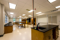Renovated Science Lab - Formerly Special Needs Area
